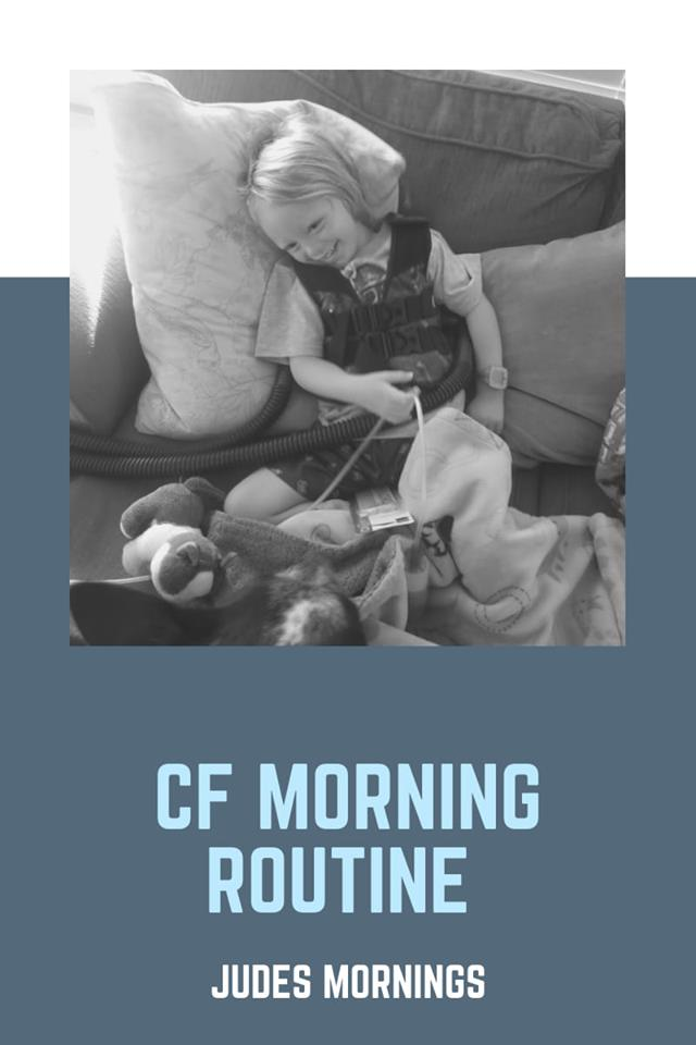 cf morning routine