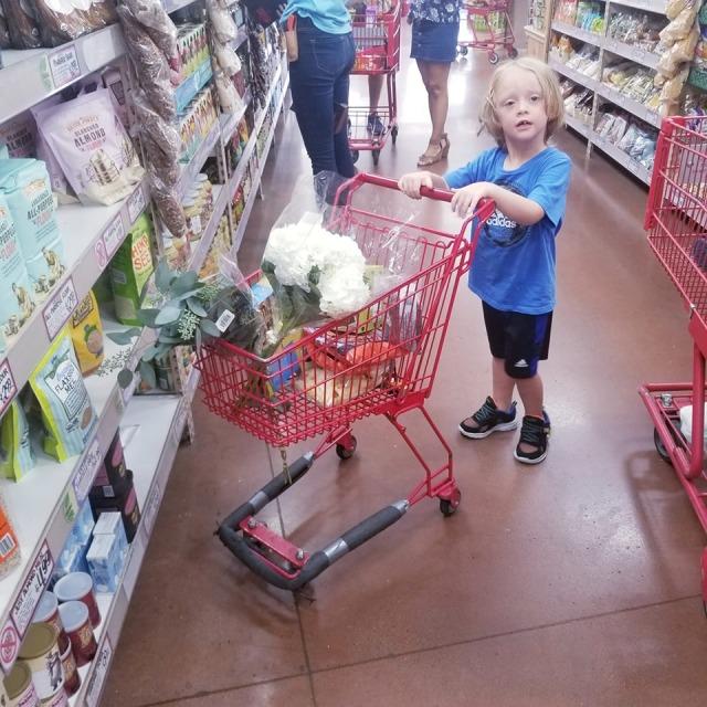 jude shopping
